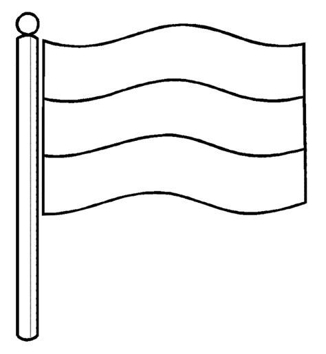 Circus Vlag Kleurplaat by 4 En 5 Mei Kleurplaten Nederlandse Vlag