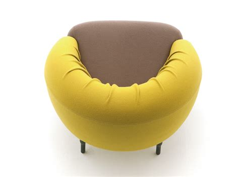 Leather Sofa Bed by Nigel Coates Bump Sofa For L Abbate Offers Voluptuous Comfort
