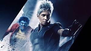 Beast and Storm X Men 2014 Wallpaper HD