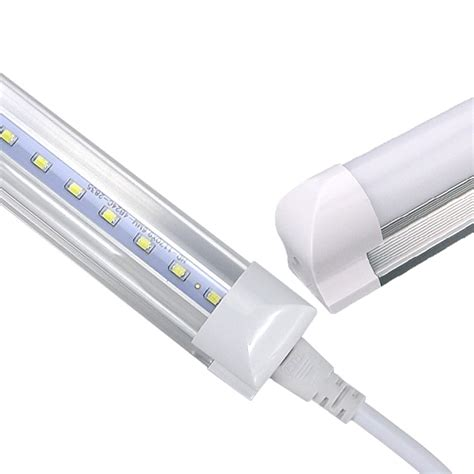 led bulbs t8 600mm 10w 2 led integrated
