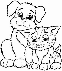 30 Animals Coloring Pages For Free