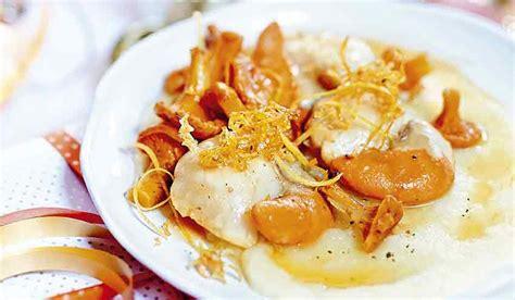 cuisiner le panais recette recette noix de jacques au beurre de plemousse