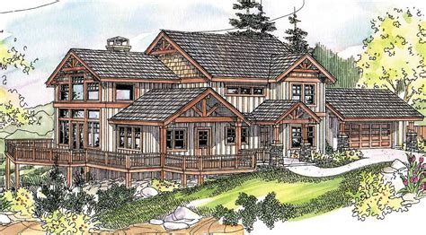 craftsman home   bedrooms  sq ft house plan