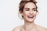 Lily James's Bio: Baby,Dating,Wedding,Car,Brother,Diet ...