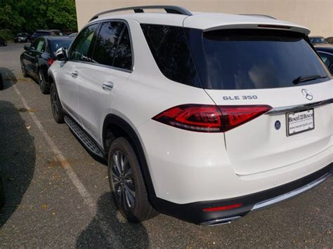 #1 out of 11 in luxury midsize suvs. New 2020 Mercedes-Benz GLE 350 4MATIC SUV | Polar White 20-2674