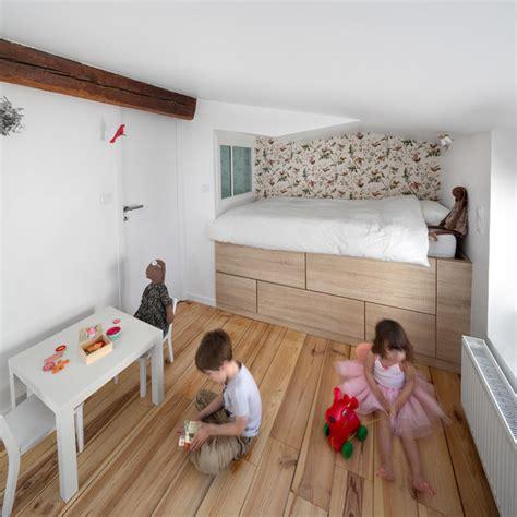 chambre architecte chambres d 39 enfant sur mesure contemporain chambre d