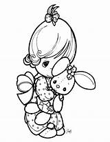 Precious Moments Coloring Pages Easter Animal Colouring Printable Coloringcolor Getcolorings Popular sketch template