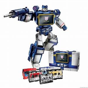 Transformers Masterpiece Soundwave Hasbro Release Official Images - Transformers News