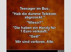 Teenager im Bus 'Hab die dumme Telekom abgezockt
