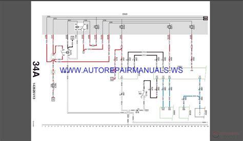 daf wiring diagram manual auto repair manual forum