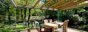 Seitenwände Für Terrassenüberdachung Stoff : terrassenuberdachung holz mit sonnenschutz ~ Markanthonyermac.com Haus und Dekorationen