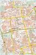 Cartes de Lodz   Cartes typographiques détaillées de Lodz ...
