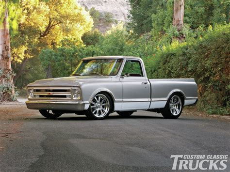 1969 Chevy C10  Sterling Example  Hot Rod Network