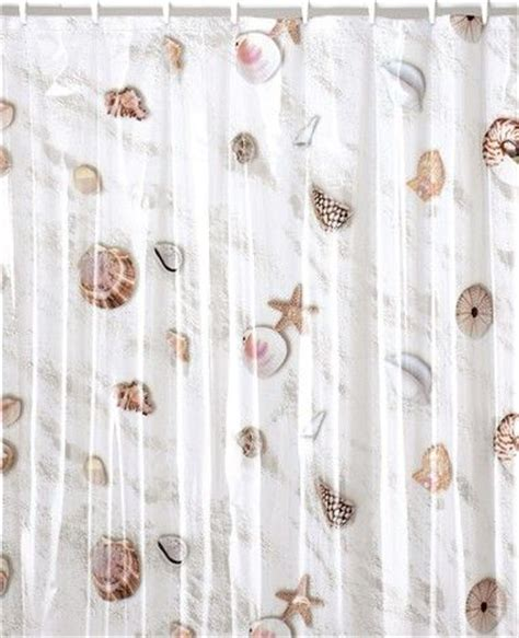 seashell shower curtain 17 best images about guests on starfish