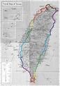 環島交通路線分享(有地圖可下載)