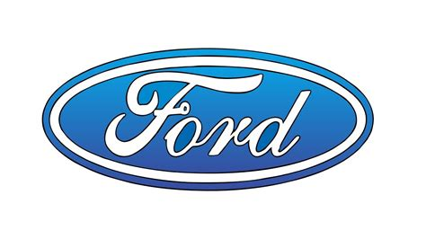 How To Draw The Ford Logo (symbol, Emblem)