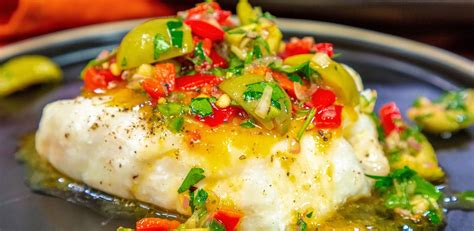 network recipes recipe sauce orange grouper relish halibut martini steamed parchment sour link app