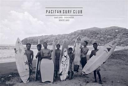 Pacitan Surf Surfing Pantai