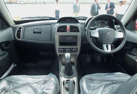 Review Tata Xenon by Tata Xenon Review Drive Caradvice
