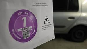 Vignette Crit Air Obligatoire Ou Pas : pollution la vignette crit air pas encore obligatoire lyon ~ Maxctalentgroup.com Avis de Voitures