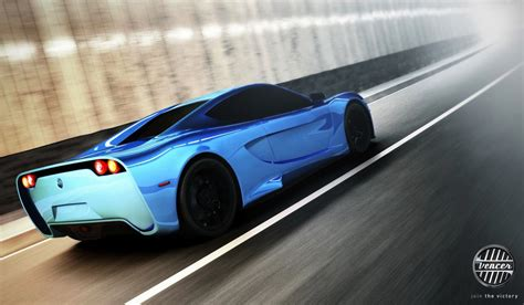 Vencer Sarthe New Supercar From The Netherlands With 375kw