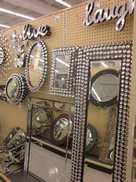 rhinestone mirrors hobby lobby goodies    pinterest rhinestones love