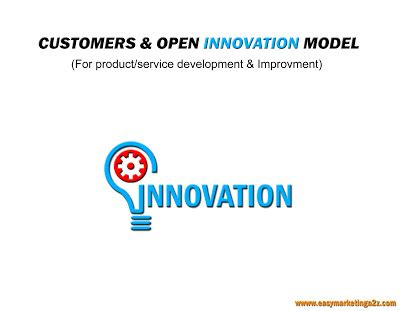 customers and open innovation for product service development and improvement easy