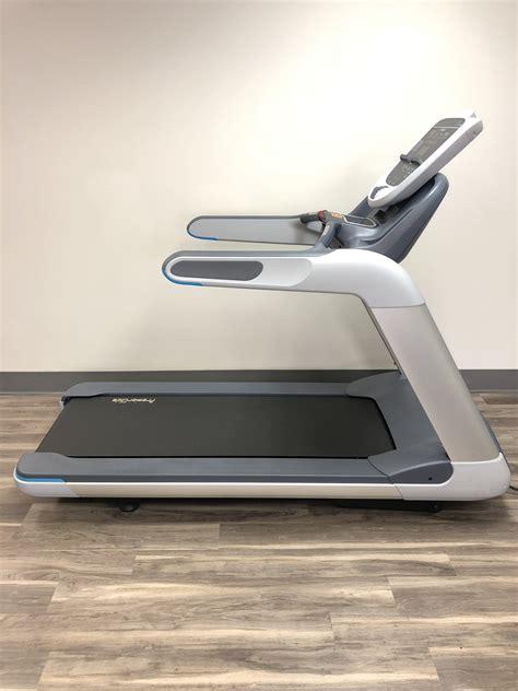 precor  treadmill  p screen refurbished dsi