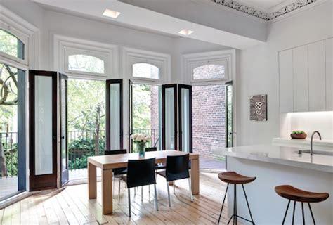 house envy  modern brownstone lark linen