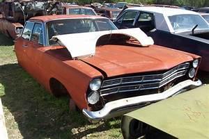 1967 Ford Galaxie Station Wagon Parts Car