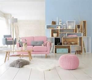 comment dcorer mon salon mon salon luheure du cocooning With awesome comment meubler un grand salon 3 comment decorer mon petit appartement