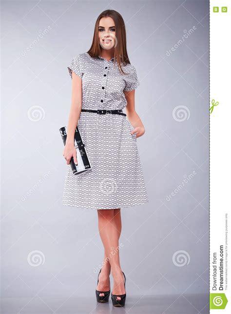 affaire de bureau vêtements occasionnels et robe de style de femme d