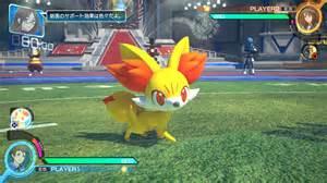 pokken tournament trailer 4 minutes of brutal pokemon action