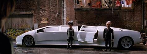 prototype lamborghini limousine  team america world
