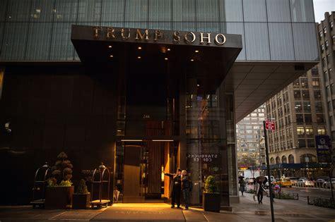 Trump Organization Will Exit From Its Struggling Soho