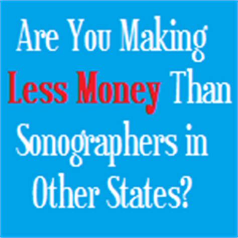 Sonographer Salary By State by Sonography Technician Salary Overview Ultrasound Technician