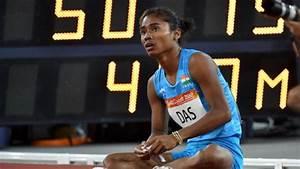 Assam's Hima Das finishes sixth in women's 400 metre final ...