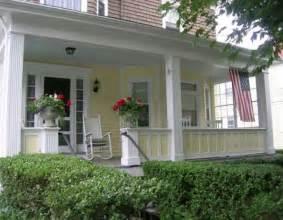 house porch designs front porch designs casual cottage