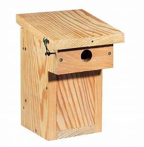 Plan Nichoir Oiseaux : aider les oiseaux en fabriquant des nichoirs biodiv 39 ille ~ Melissatoandfro.com Idées de Décoration