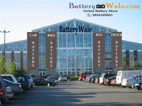 All Types Of Batteries Store