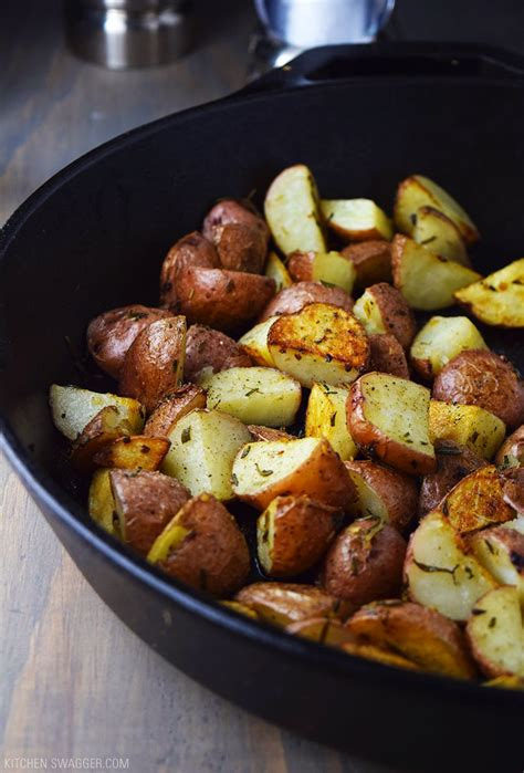 10 Best Oven Baked Red Potatoes Recipes