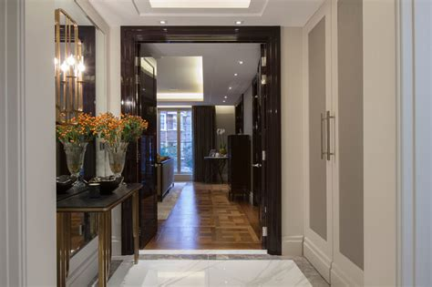 fabulous transitional entry hall designs