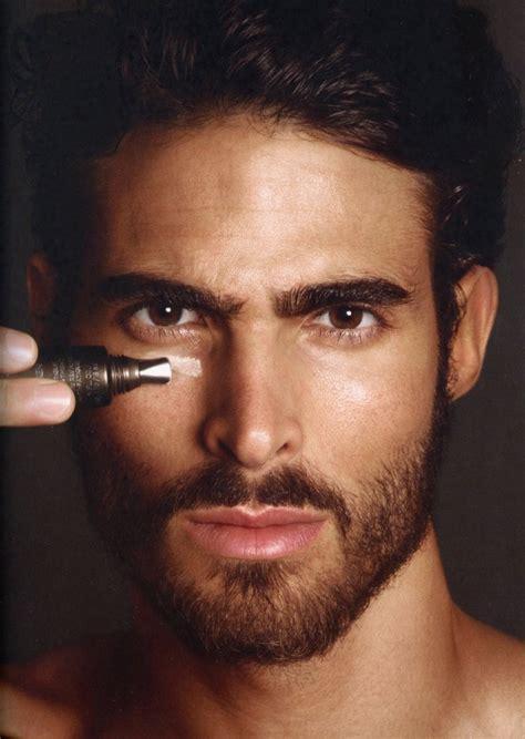 lets talk makeup gq explores male makeup   modern man