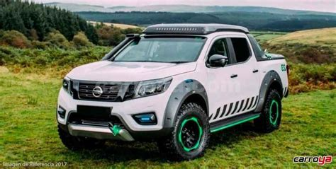 nissan navara  turbo diesel high mecanica