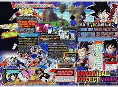 Dragon Ball Project Fusion Traduction du scan