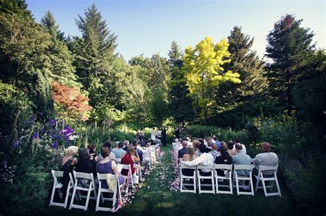 real wedding oregon garden affair vibrant table