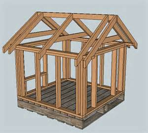 Ana White Wood Shed Plans by Ana White East Fork Free Doghouse Or Playhouse Or