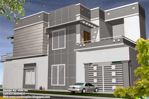 Beautifull House Front Elevation