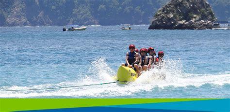 Banana Boat Ride Age Limit by Tortuga Island Costa Rica
