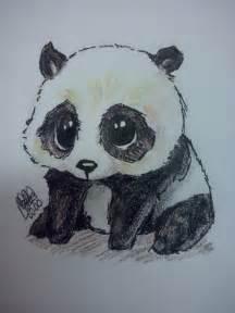 panda dibujodrawing panda cute en  pandas dibujo